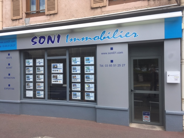 SONI IMMOBILIER